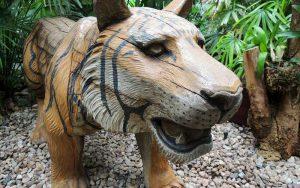 Tigers in Popular Culture.